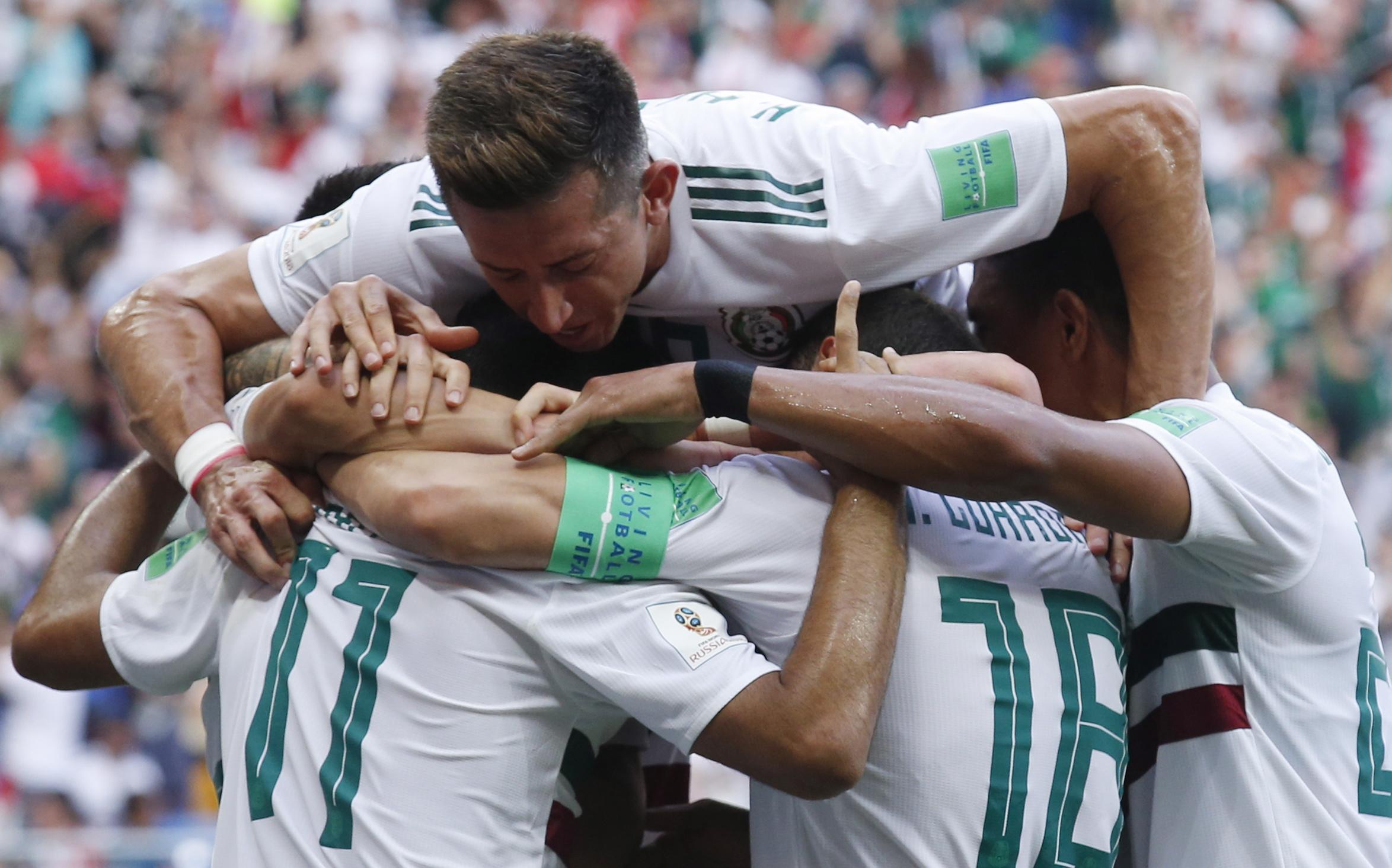 Mondiali 2018, le foto di Corea del Sud-Messico 1-2