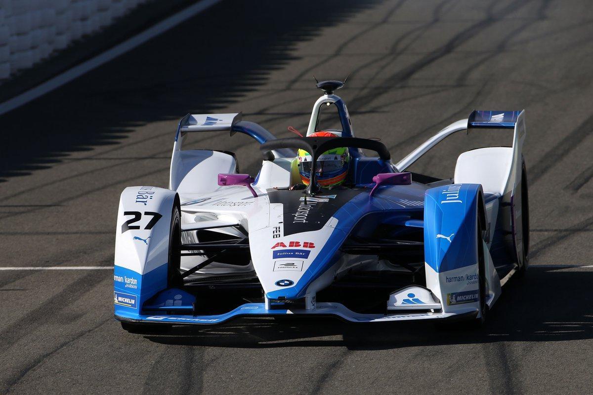 Formula E, tutti in pista nei test di Valencia