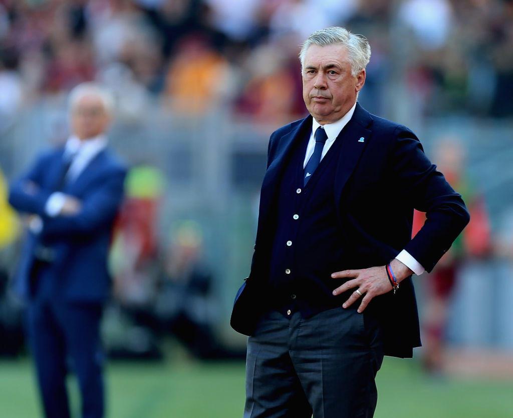 12. Carlo Ancelotti (Napoli) - 12 milioni