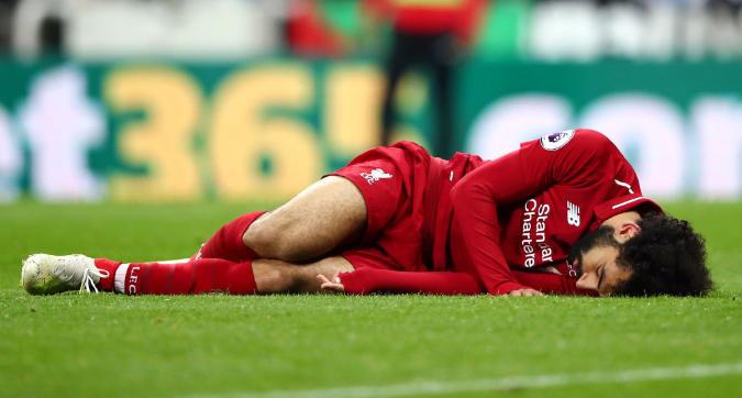Liverpool, che paura per Salah