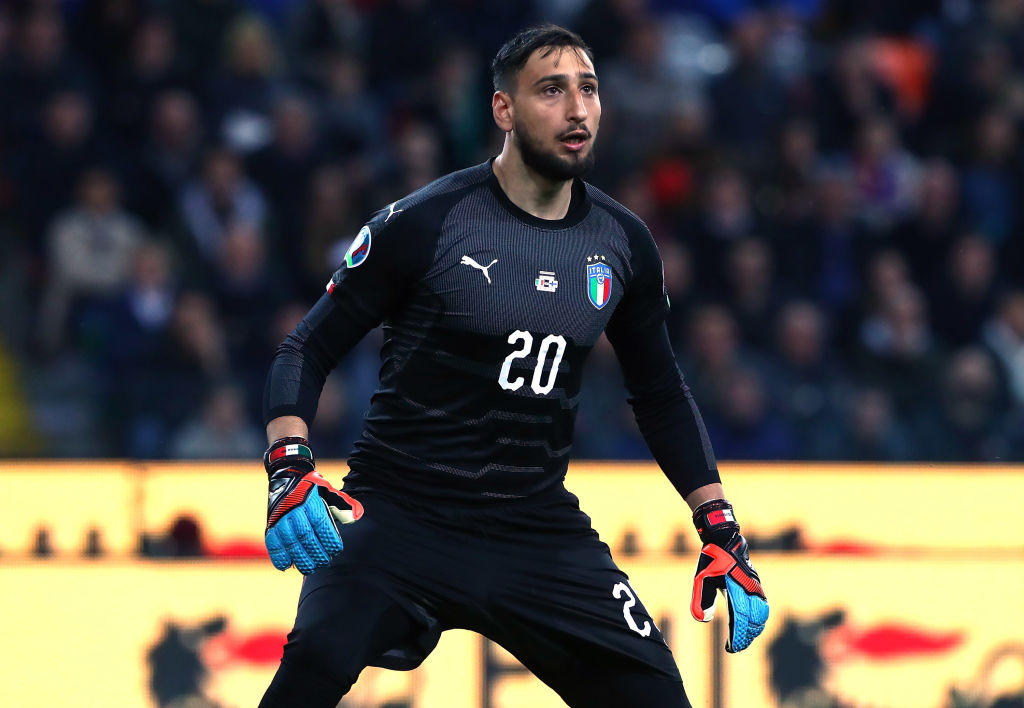 LA TOP TEN - 6) Donnarumma (Milan)