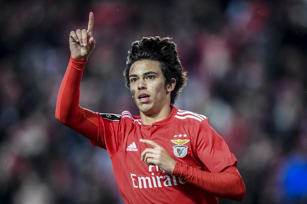Joao Felix (Benfica), valutazione 120 mln. Possibile destinazione: Manchester United/Barcellona
