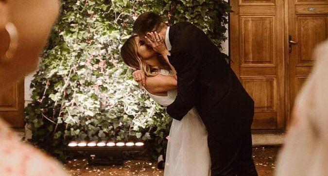 Milan, Piatek si è sposato in gran segreto