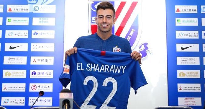 El Shaarawy, un Faraone in Cina
