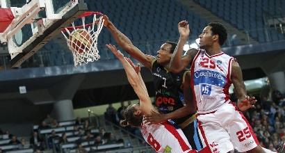 Basket, serie A: Venezia in vetta, epica Trento
