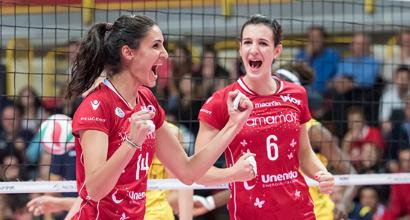 Volley, A1 femminile: Busto Arsizio si rialza, Firenze va ko