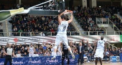 Basket, Serie A: Milano in vetta con Cremona e Reggiana