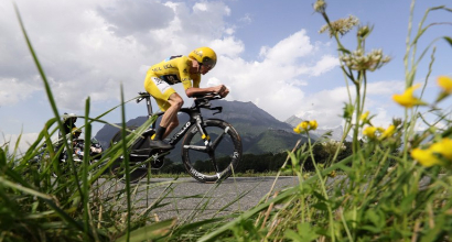 Froome (Afp)