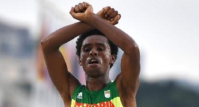 LE MANETTE DI LILESA PER L'ETIOPIA