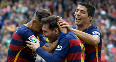 Highlights Barcellona-Manchester City 4-0: Video Gol e Sintesi (Champions League 2016-17)