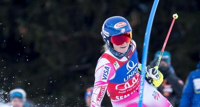 Mikaela Shiffrin, Foto Afp