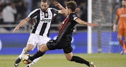 C.Italia: Irrati arbitra Juve-Milan