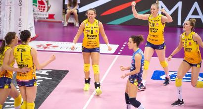 Volley: Coppa Italia a Conegliano