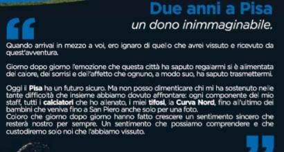 Pisa, Gattuso: