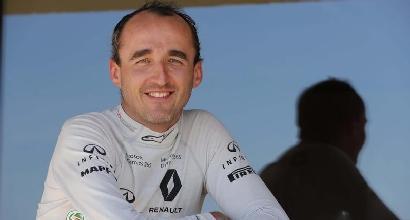 Il ritorno di Kubica ci fa sognare