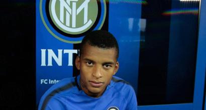 """Inter, Dalbert si presenta:""""Spero di emulare Roberto Carlos"""""""