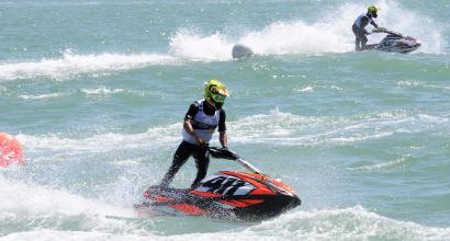 Moto d'acqua, il campionato italiano sbarca all'Idroscalo