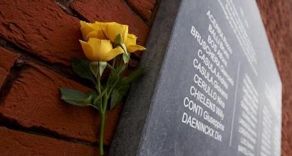 Torino, piazza e zona pedonale dedicate alle vittime dell'Heysel