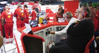 "F1, Marchionne: ""In griglia a Sepang figura da tirarsi i capelli"""