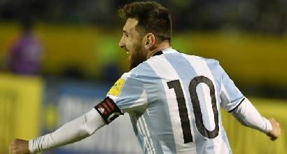 """Argentina, Messi: """"Successo che ci farà crescere"""""""