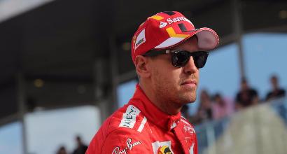 Sebastian Vettel (LaPresse)