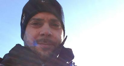Paralimpiadi 2018, Cavicchi sullo snow col braccio fuori uso e una clavicola rotta: GUARDA CHE FORZA - IL VIDEO
