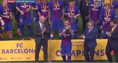 Supercoppa Catalunya, il Barcellona trionfa ai calci di rigore