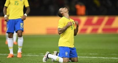 La Germania cade all'Olympiastadion: il Brasile passa di misura