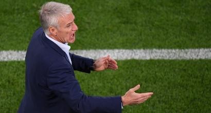 """Mondiali 2018: Francia, Deschamps """"Obiettivo raggiunto, ora il primo posto"""""""