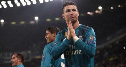 Juve-Cristiano Ronaldo passi avanti per il sogno