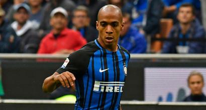 Inter, Joao Mario si allena