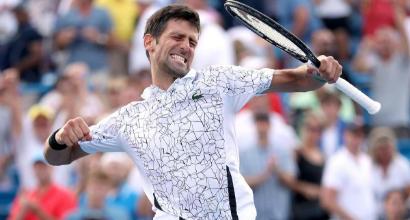 Tennis, Djokovic torna n. 6 al mondo