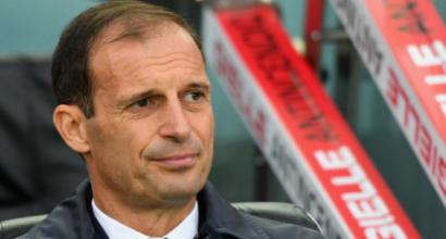 """Juventus, Allegri non si nasconde: """"Quest'anno puntiamo alla Champions"""""""