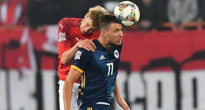Nations League: Bosnia promossa in Lega A, sorride anche il Belgio