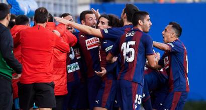 Liga: Atletico Madrid-Barcellona pari, disastro Real Madrid