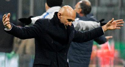 Inter, furia social contro Spalletti