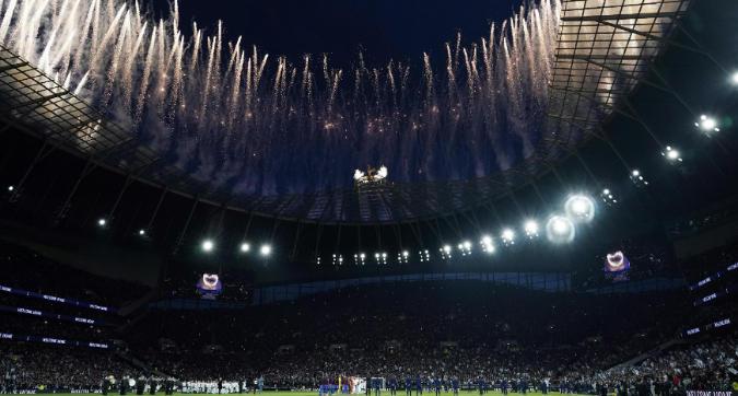 Nuovo stadio Tottenham: esordio con vittoria nel segno di Son ed Eriksen