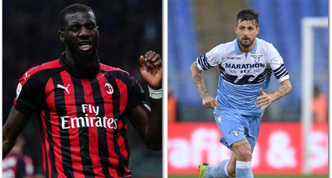 """Milan-Lazio, scintille social tra Bakayoko e Acerbi: """"Ci vediamo sabato"""""""