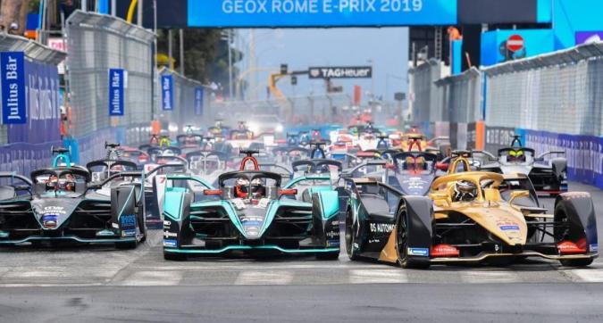 La Formula E a Berlino: l'E-Prix in diretta su Italia 1