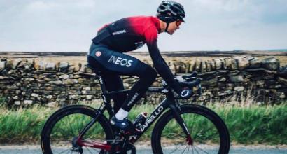 Frattura al femore, Froome salta il Tour de France