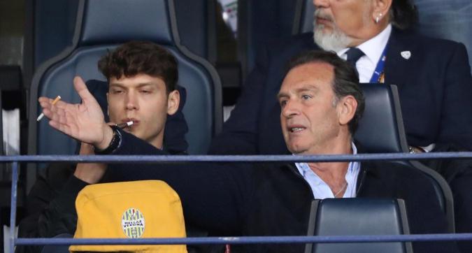 """Brescia, Cellino blinda Tonali: """"Fiorentina? Mi diano Chiesa..."""""""