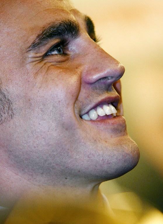 Fabio Cannavaro, 10 anni fa il Pallone d'oro