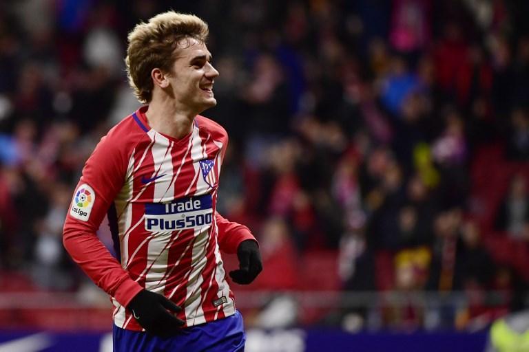 Griezmann, 116 gol in Liga