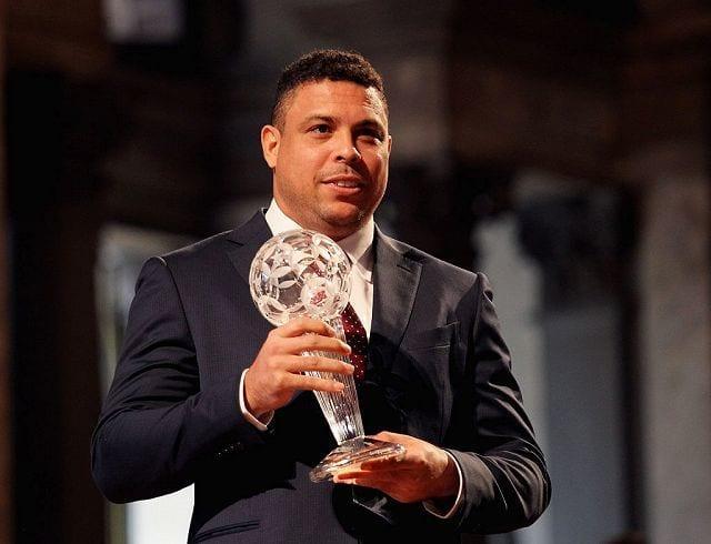 Premio giocatore alla carriera - Luís Nazário de Lima Ronaldo