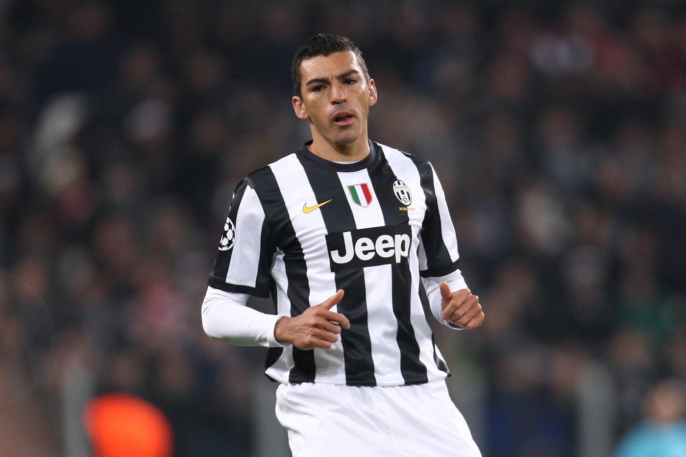 Lucio, arrivato alla Juve nel 2012 e trasferitosi al San Paolo a costo zero dopo soli sei mesi.