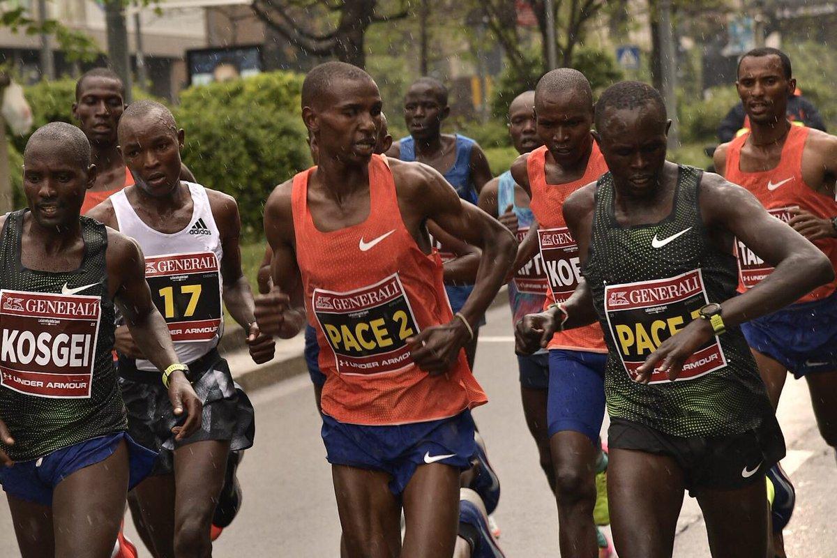 Trionfo Kenya con Ekiru e Kiplagat Jerono<br /><br />