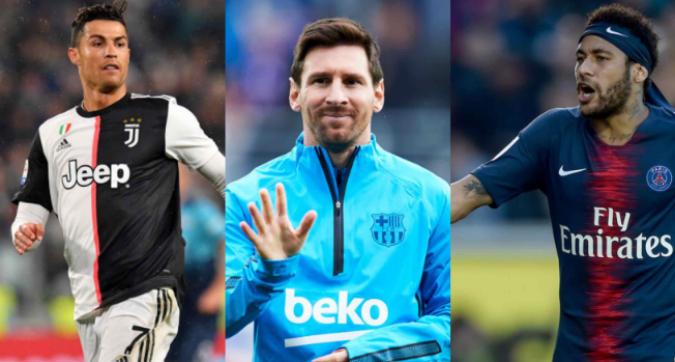 Gli atleti più pagati al mondo secondo Forbes: domina il calcio