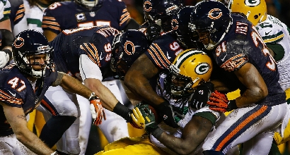 Green Bay-Chicago Bears. Foto Reuters
