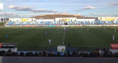 Foto tratta dal sito del Napoli calcio