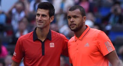 Tennis, Djokovic vince anche a Shanghai